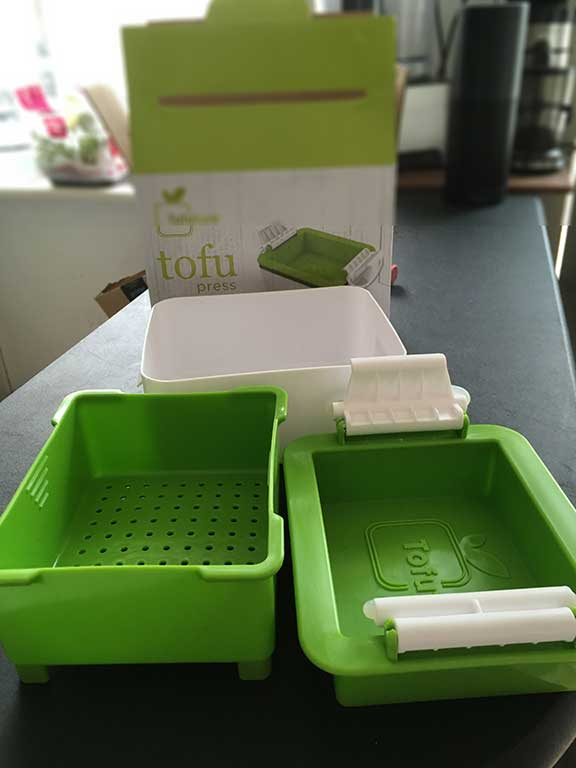 Hemp Tofu Press