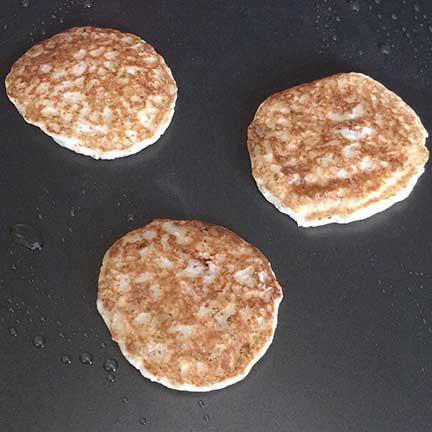 Vegan Keto Pancakes