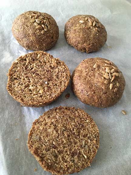 Keto Vegan Bread Rolls Vegan Ketones