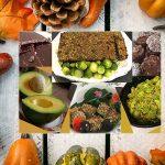 Vegan Keto Festive menu